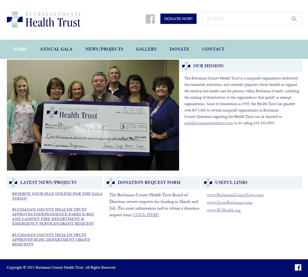Buchanan County Health Trust