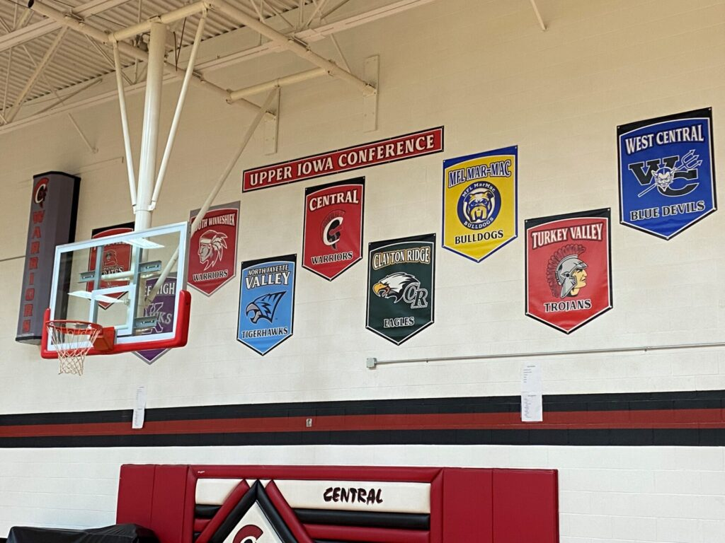 Central CSD - Conference Banners