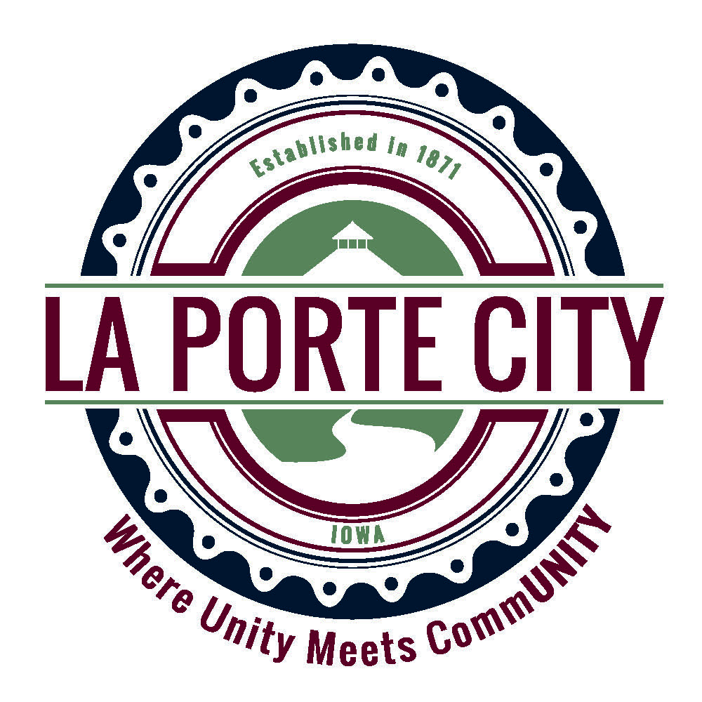 La Porte City - Rebranding Project