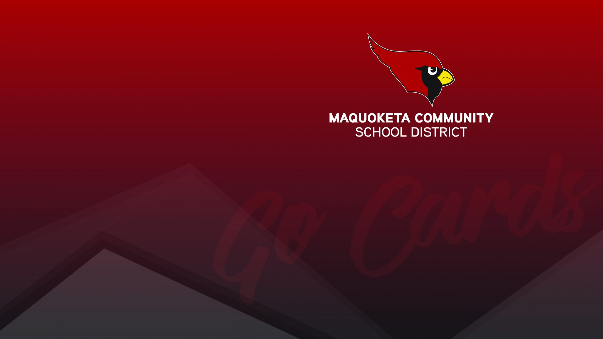 Maquoketa CSD - Desktop wallpaper