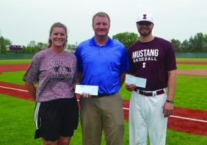 Baseball-Softball Donation