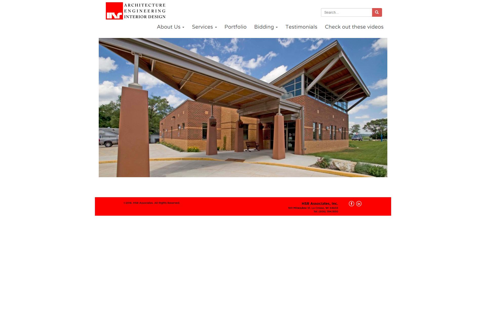 HSR Associates - Website